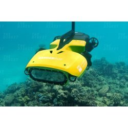 Автономен подводен дрон е готов да защити Големият бариерен риф от хищници