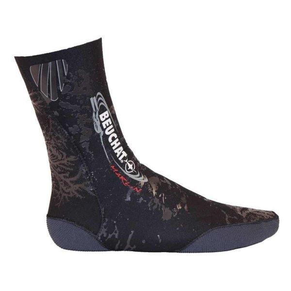 Чорапи Marlin 3мм, титаниева вендуза