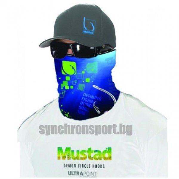 Лента бъф Mustad MTUBE1, слънцезащитна
