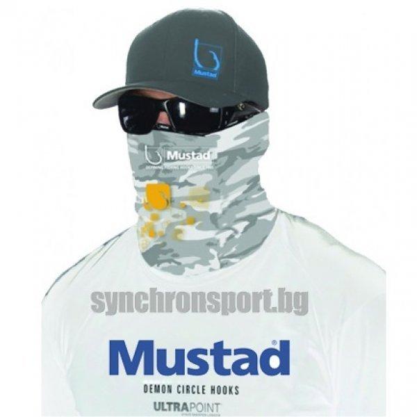 Лента бъф Mustad MTUBE2, слънцезащитна