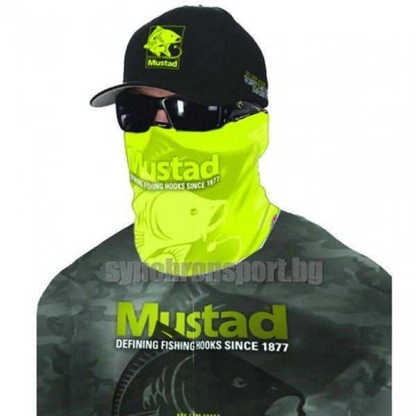 Лента бъф Mustad MTUBE3, слънцезащитна