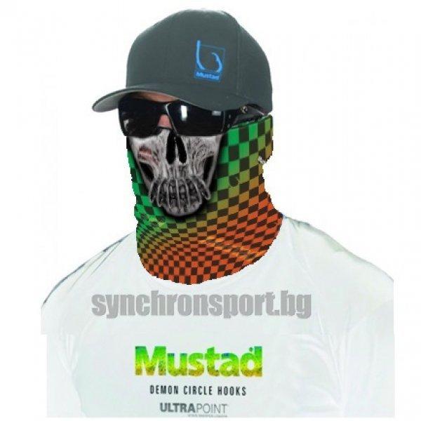 Лента бъф Mustad MTUBE4, слънцезащитна