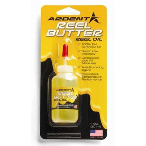 Ardent Reel Butter Oil - (0220-A)