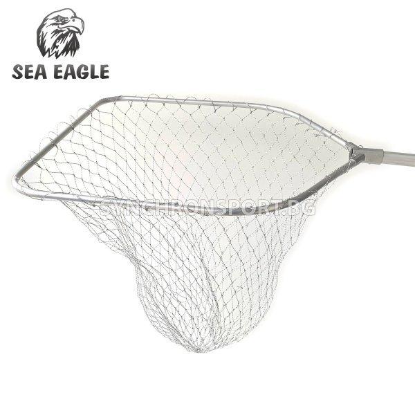 Кеп Sea Eagle 210 см, мрежа от корда