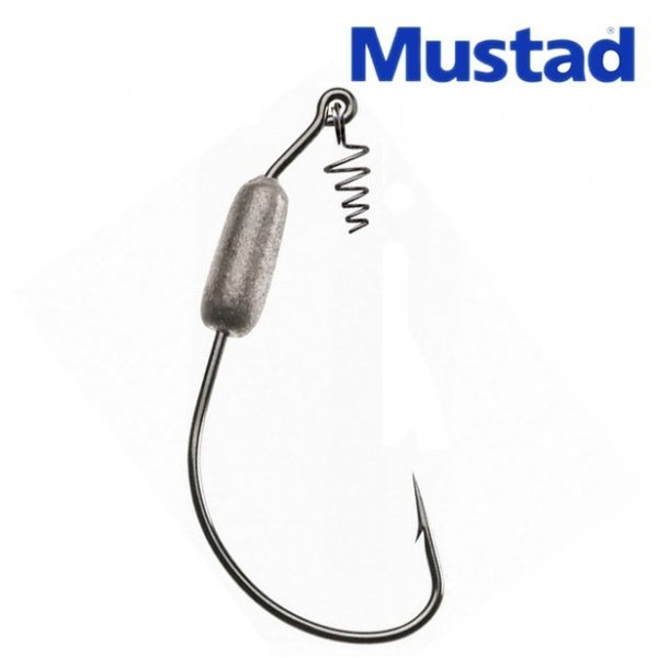 Куки Mustad Power Lock Plus 91768S18, 3бр.