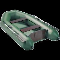 Надуваема лодка MLA 2400 (лодка + под книжка)