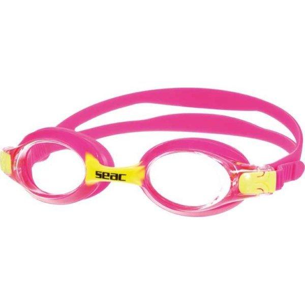 Очила за плуване BUBBLE JR, розови