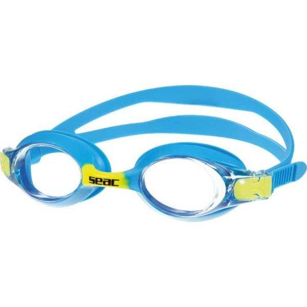 Очила за плуване BUBBLE JR, сини