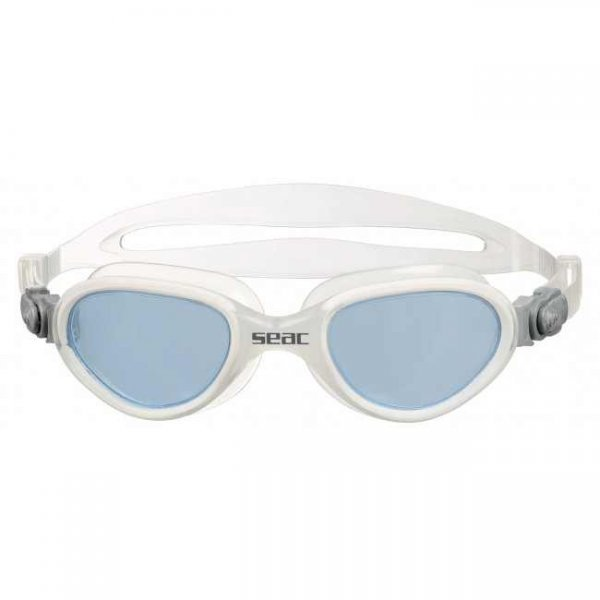 Очила за плуване FIT, прозрачни