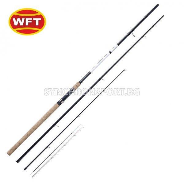 WFT XK Bone Heavy Feeder 180 г, 3.90 м