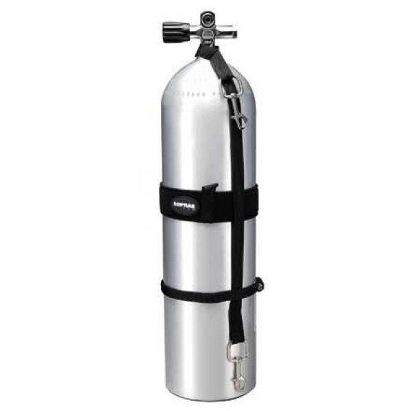 Комплект за бутилка за техническо гмуркане ?130-152мм