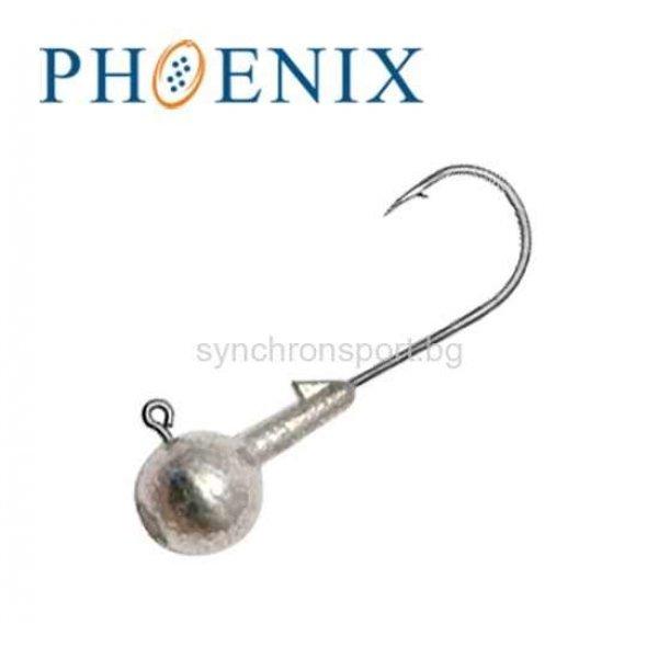 Глави за силиконови примамки  Phoenix, 2.5 до 22 г