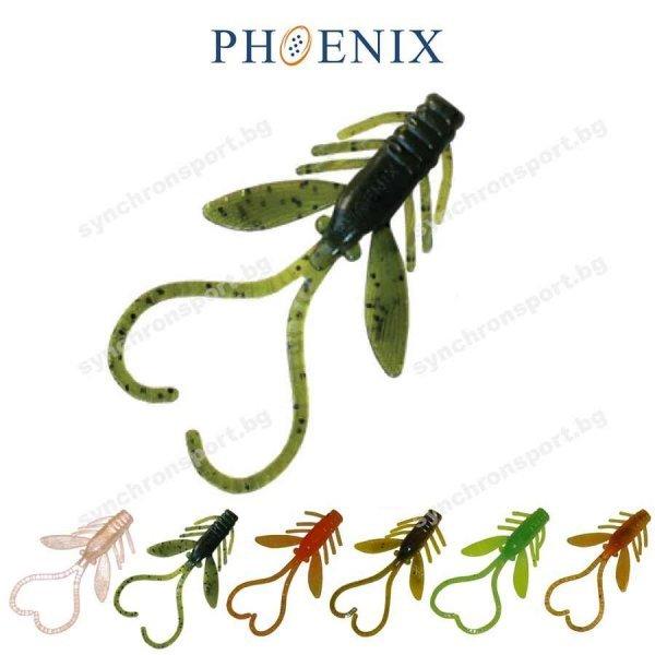 Phoenix Nymph 2.5 см
