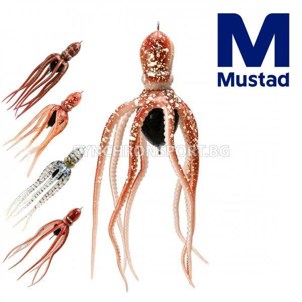 Октопод Mustad InkVader Jig 120 г