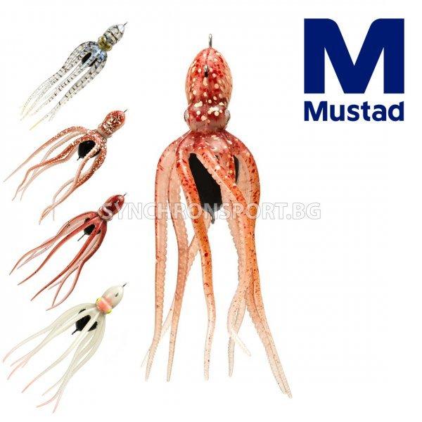 Октопод Mustad InkVader Jig 170 г