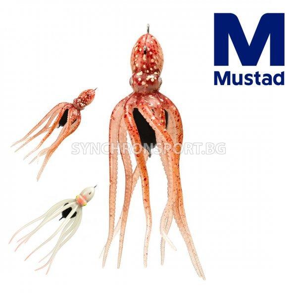 Октопод Mustad InkVader Jig 340 г