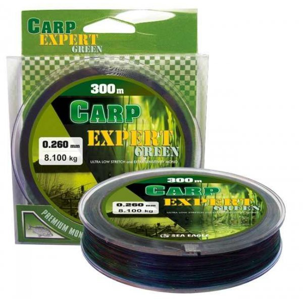 Влакно Carp Expert Green 300m