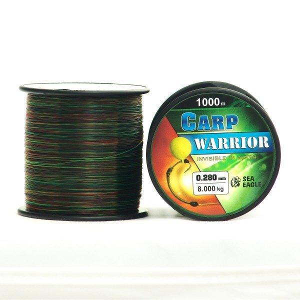 Влакно Carp Warrior 1000м