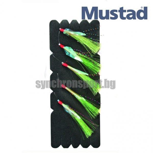 Повод за чепаре Mustad FTL06 (5 бр.)