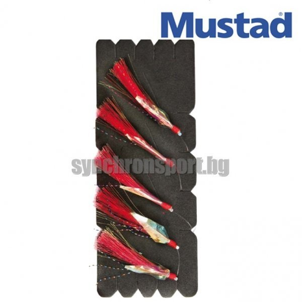 Повод за чепаре Mustad FTL09 (5 бр.)