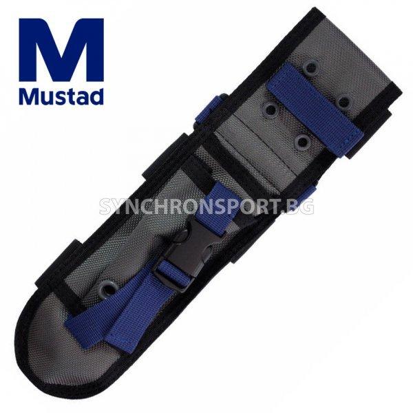 Калъф Mustad MT077 за нож + клещи