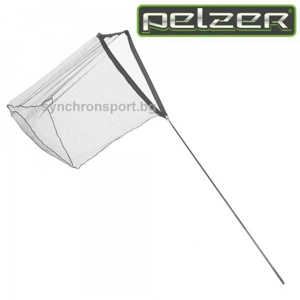 Кеп Pelzer Executive Rubberized Landing Net 2.70м, 1 част