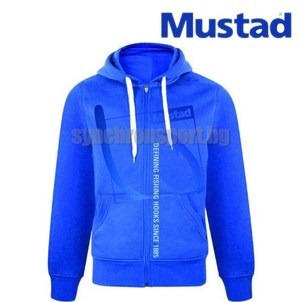 Суичър Mustad MCH01-BU