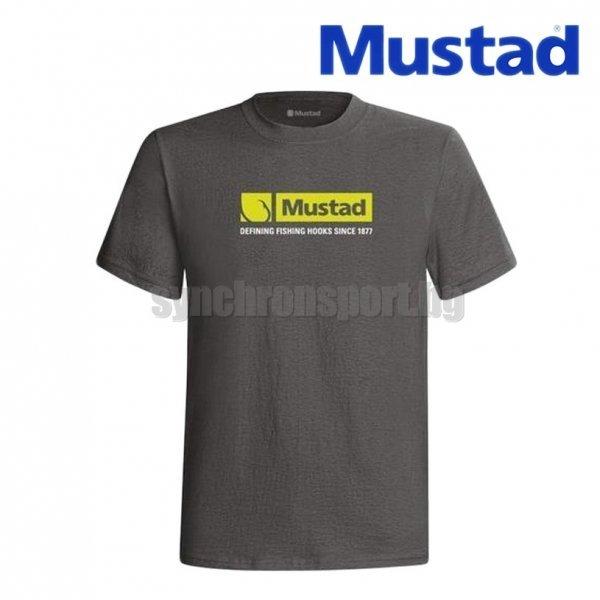 Тениска Mustad MCTEE02-GY