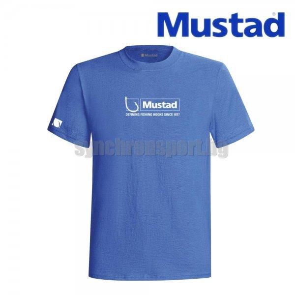 Тениска Mustad MCTEE03-BU
