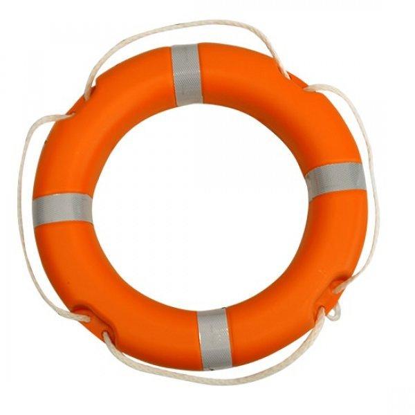 Спасителен кръг 2,5кг 60см S/S 74, L.S.A Code, 96/98/EC