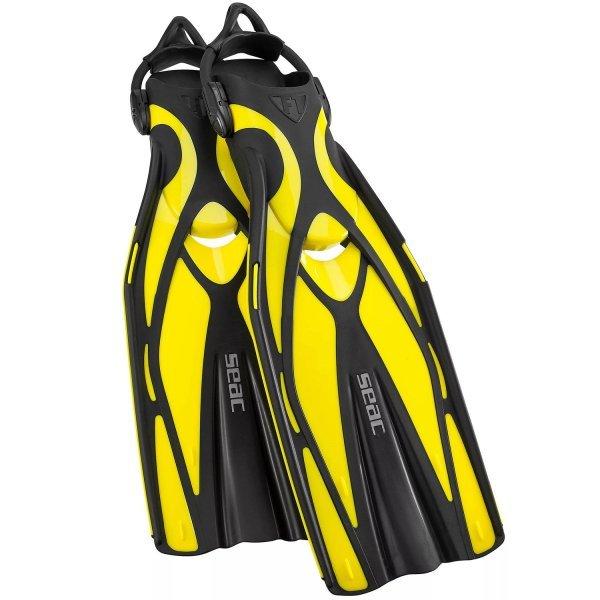 Плавници F1 (отворени) - жълти