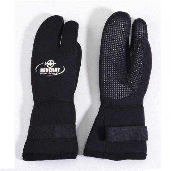 Ръкавици с 3 пръста 3 Finger, 7мм