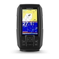 Сонар GARMIN Striker PLUS 4, CHIRP 77-200 kHz