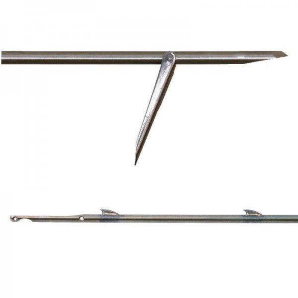 Стрела GT Tahitian 7мм INOX 1200, акулски перки