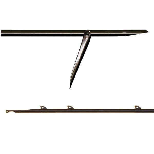 Стрела GT Tahitian 7мм SUPERSTEEL 1700, акулски перки