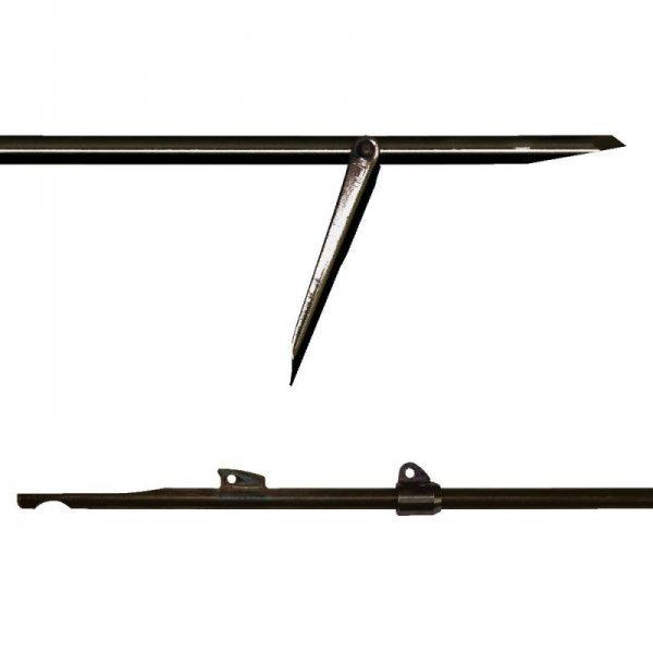 Стрела GT Tahitian 7мм SUPERSTEEL 1300, с плъзгащ връх и акулска перка