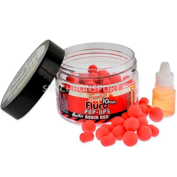 Плуващи топчета Robin Red Fluro Pop-Ups